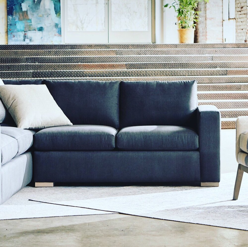 Fabric Sectional Sofas Canada Sectional Sofa In Leather Or Fabric Made In Canada Yelp