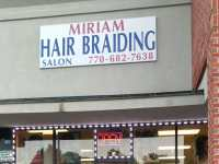 Photos for Miriam Hair Braiding Salon - Yelp