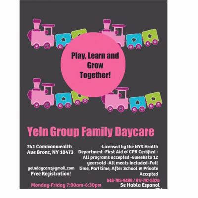 Yelns Party Rental - CLOSED - Party  Event Planning - 741 - party rental flyer