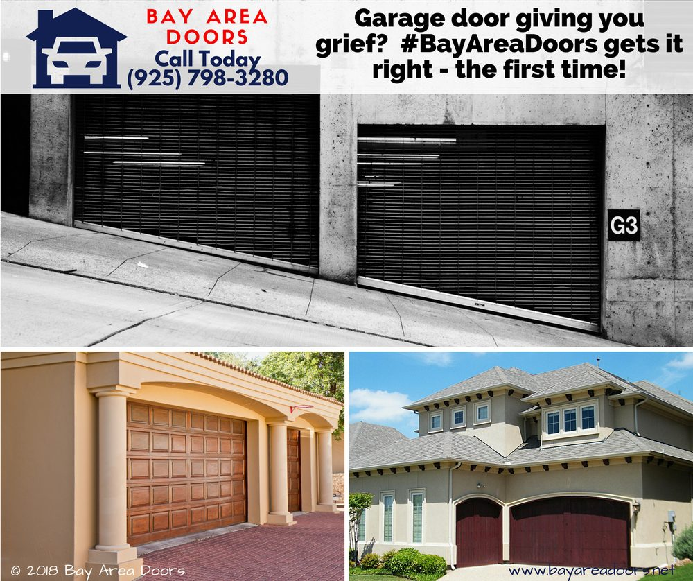 Garage Door Repair Yelp Contra Costa S Garage Door Repair And Service Experts Garage