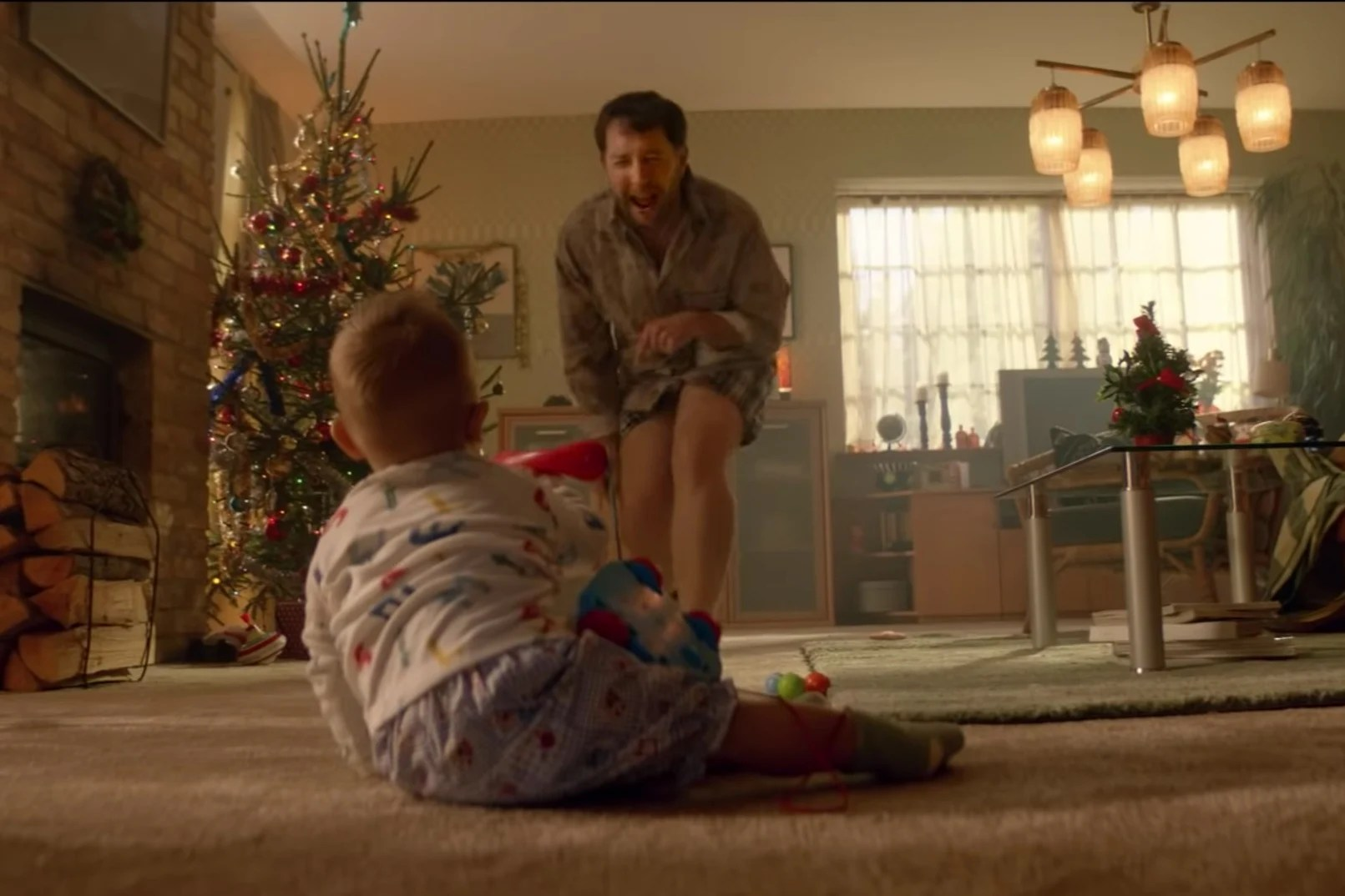 Best Christmas Commercials A Boy Finally Comes To Appreciate Dad Dancing In This French