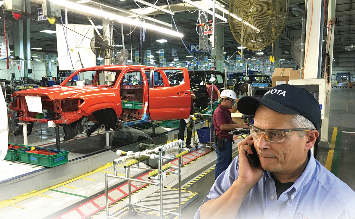 Vehicle Manufacturers In Japan Toyota Defended By Japan After Trump Broadside Over Mexican