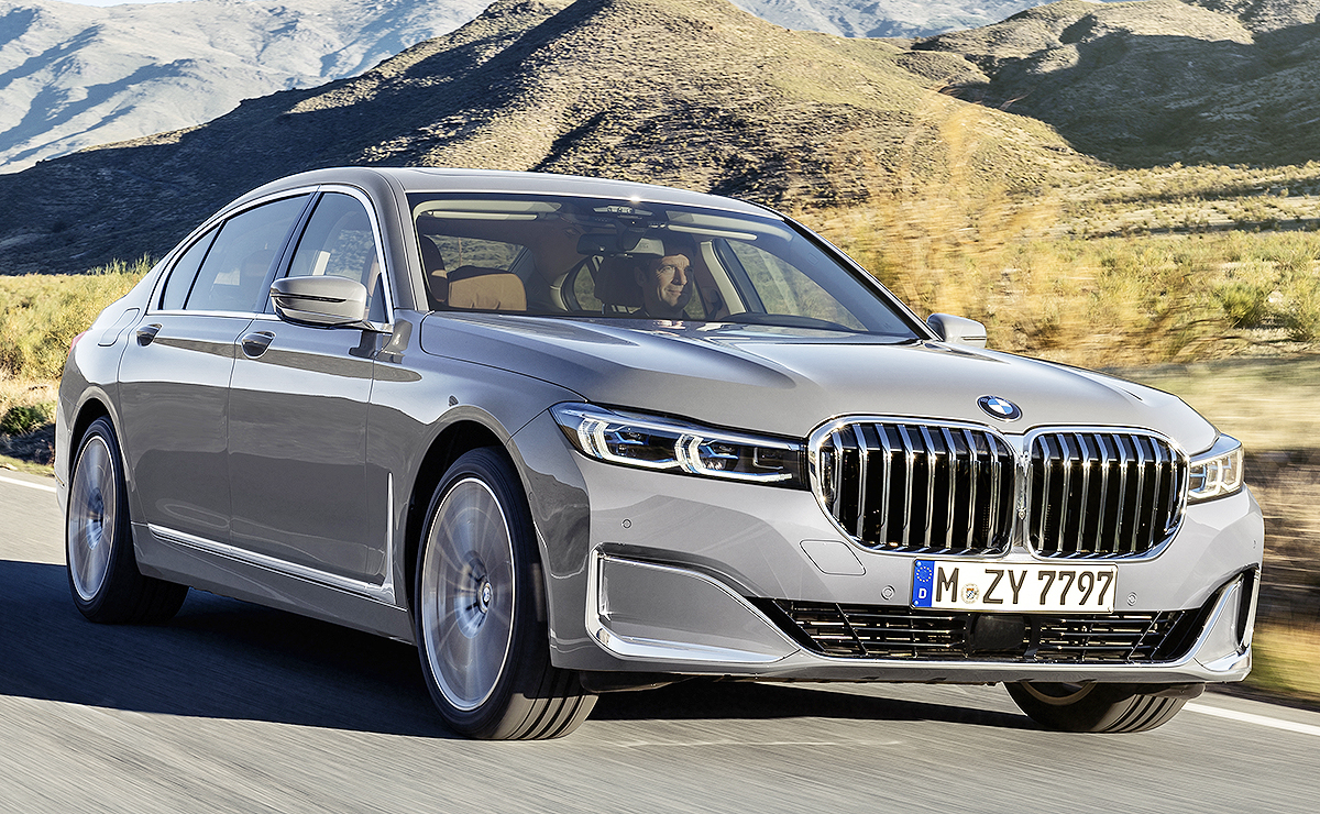 7 Serie Bmw 7 Series Undergoes Nip Tuck For 2020