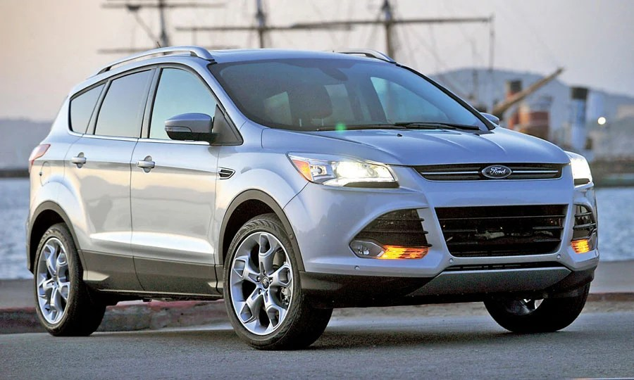 Ford recalls 2013 Escape for 11th time, this time for wiring problem
