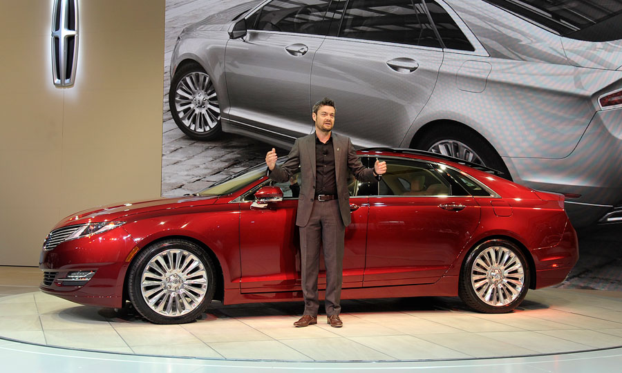 Ford replaces Lincoln chief designer Wolff with luxury veteran