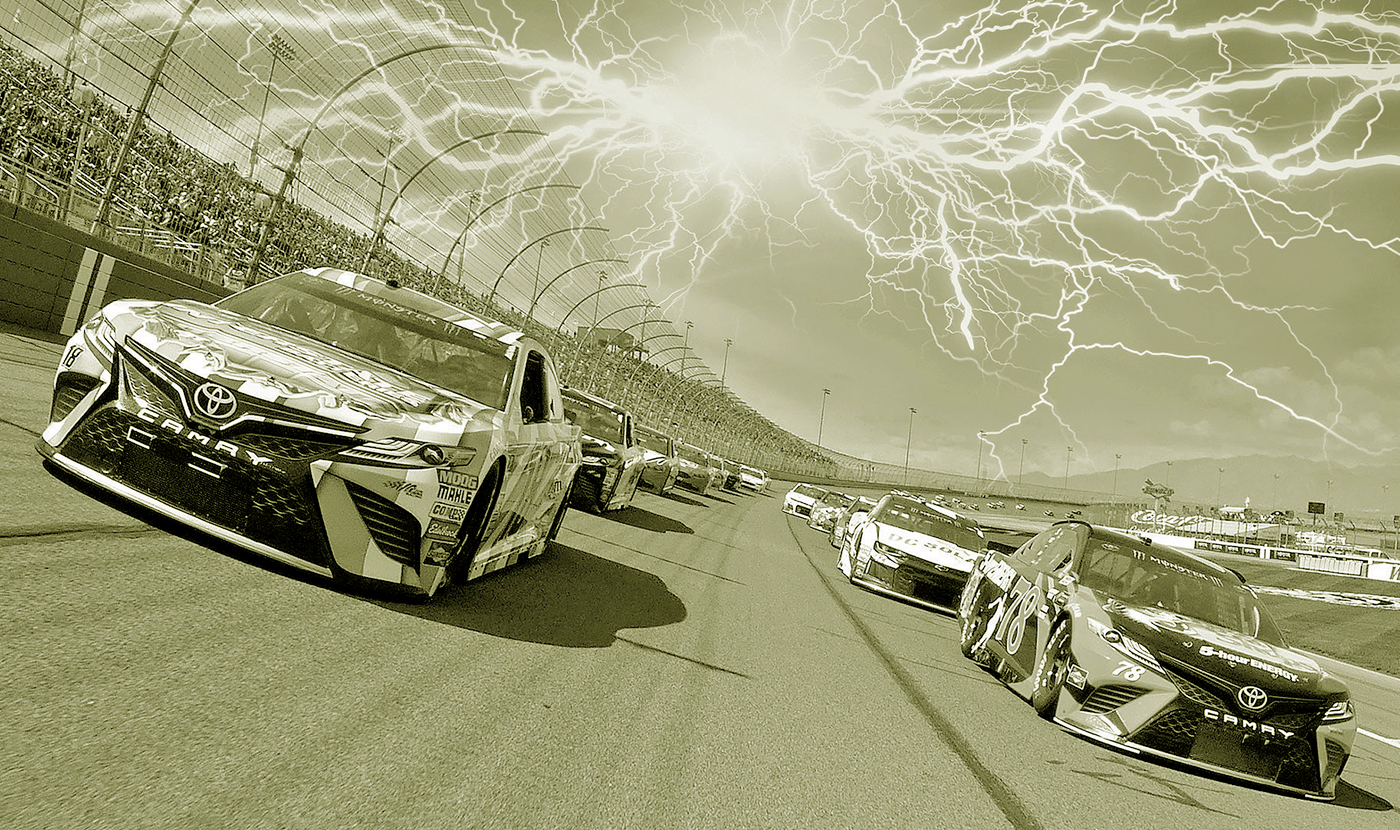 Vehicle Manufacturers In Nascar Will Nascar Go Electric