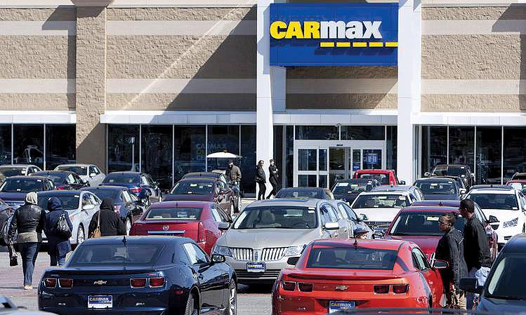 How the Trump tax cut boosted CarMax profits