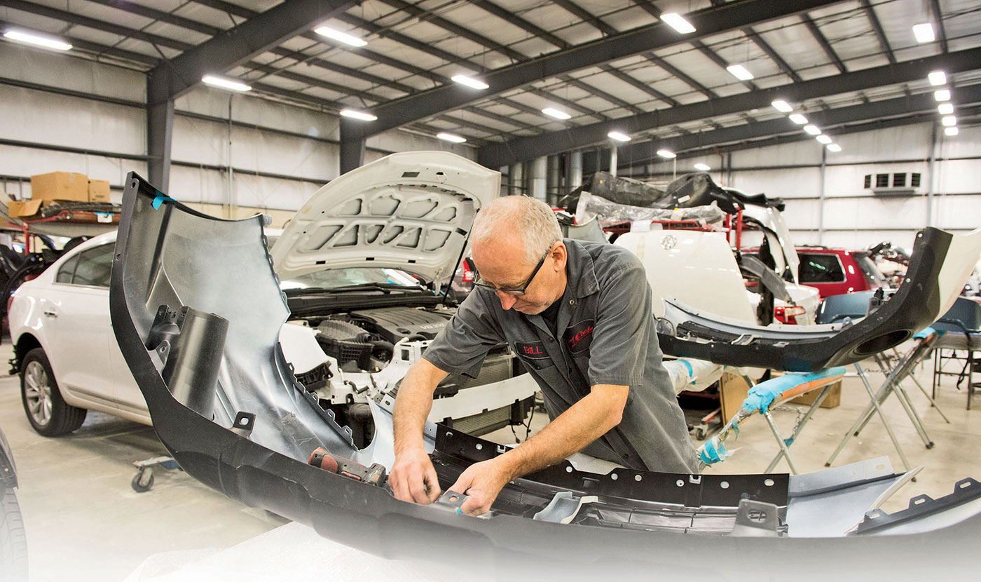 Repair Shop Dealerships Battle Fast Growing Consolidation Of Body Shop Business