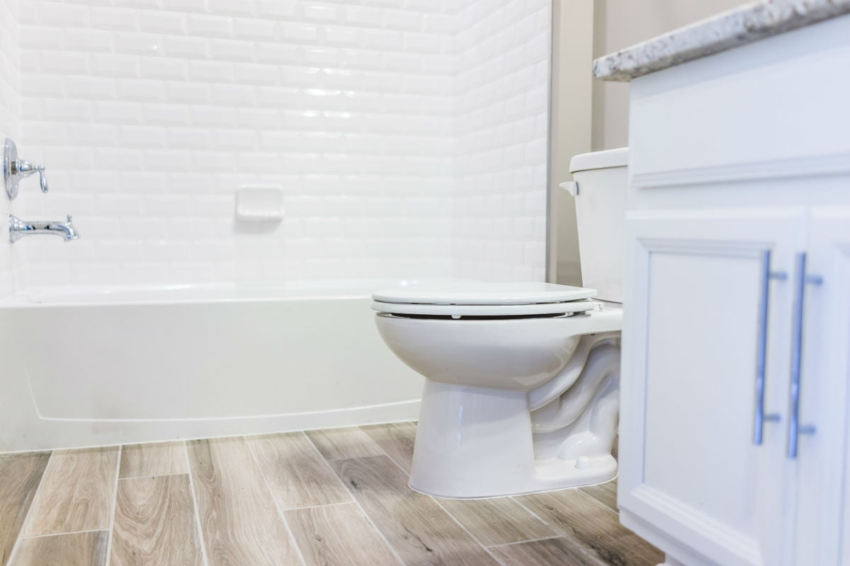 Washroom Tiles 7 Best Bathroom Floor Tile Options And How To Choose Bob Vila
