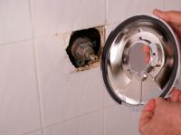 How to Install Shower Valve Trim - Bob Vila
