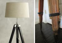 DIY Floor Lamp