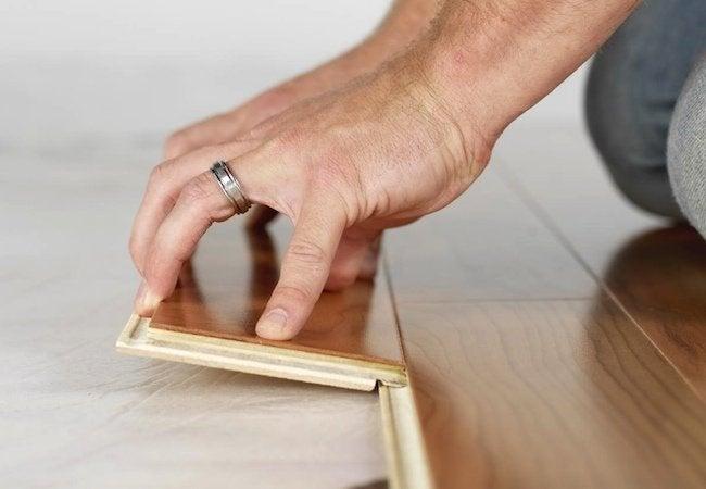 How To Install Click Flooring - Bob Vila