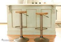 DIY Bar Stools - 5 Ways to Build Yours - Bob Vila
