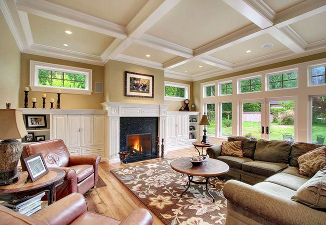 Coffered Ceilings 101