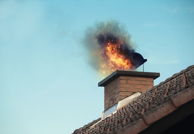 Holzofen Schornstein Chimney Fires And How To Prevent Them At Home - Bob Vila