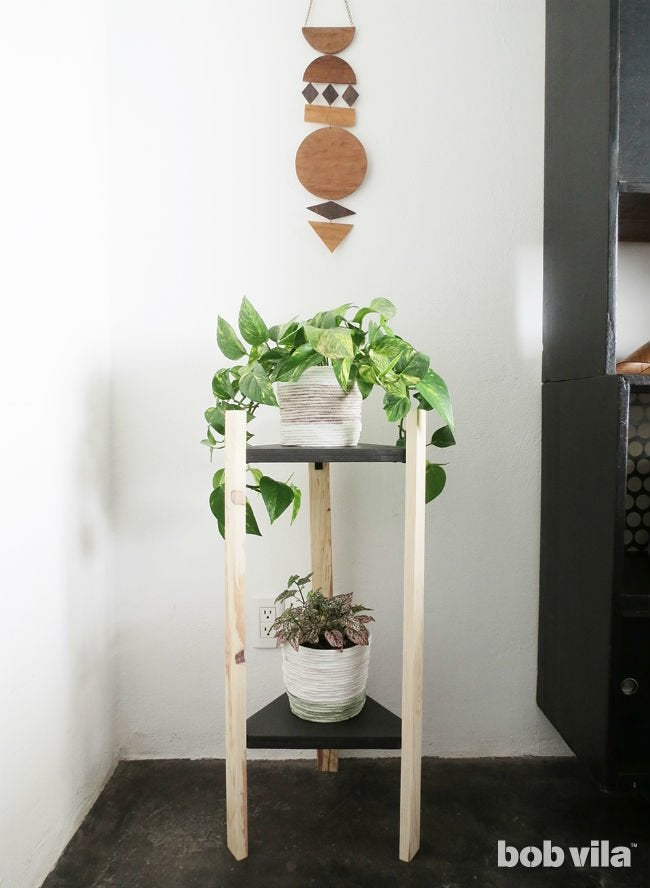 Diy Upcycling Diy Plant Stand Tutorial (with Photos) + 5 Other Ideas