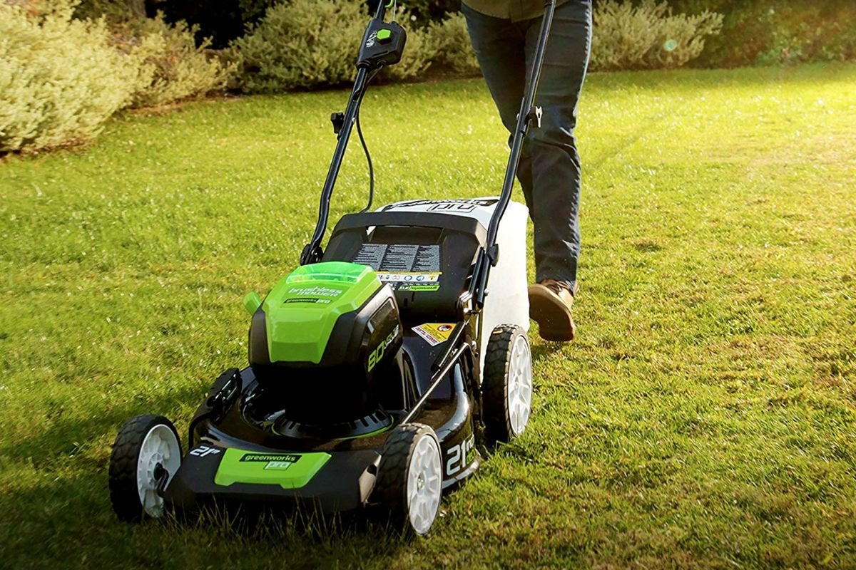 Electric Lawn Mower Sale 5 Best Electric Lawn Mower Options Corded And Cordless Bob Vila