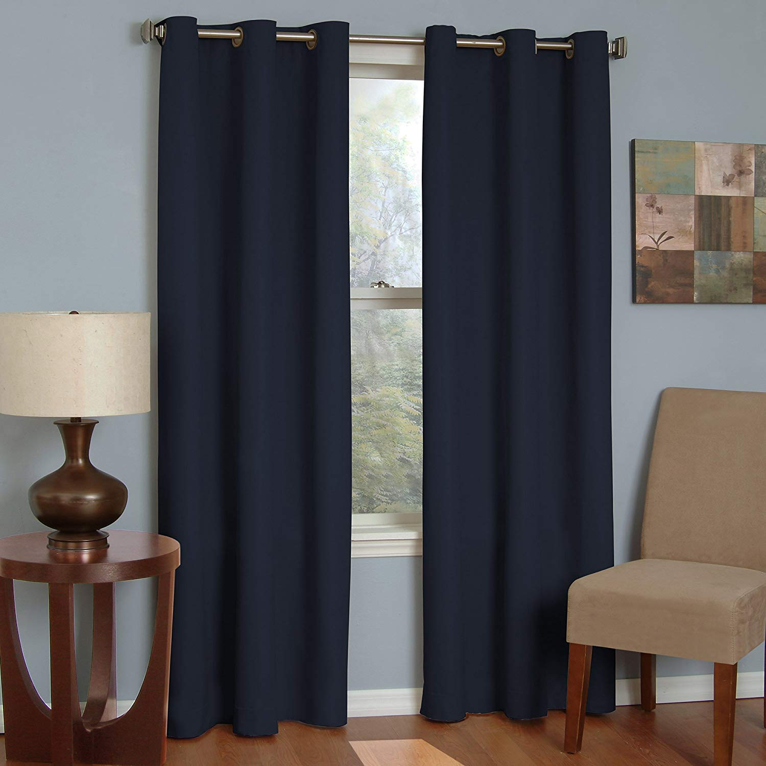 45 Inch Blackout Curtains The 5 Best Blackout Curtains According To Reviewers Bob Vila