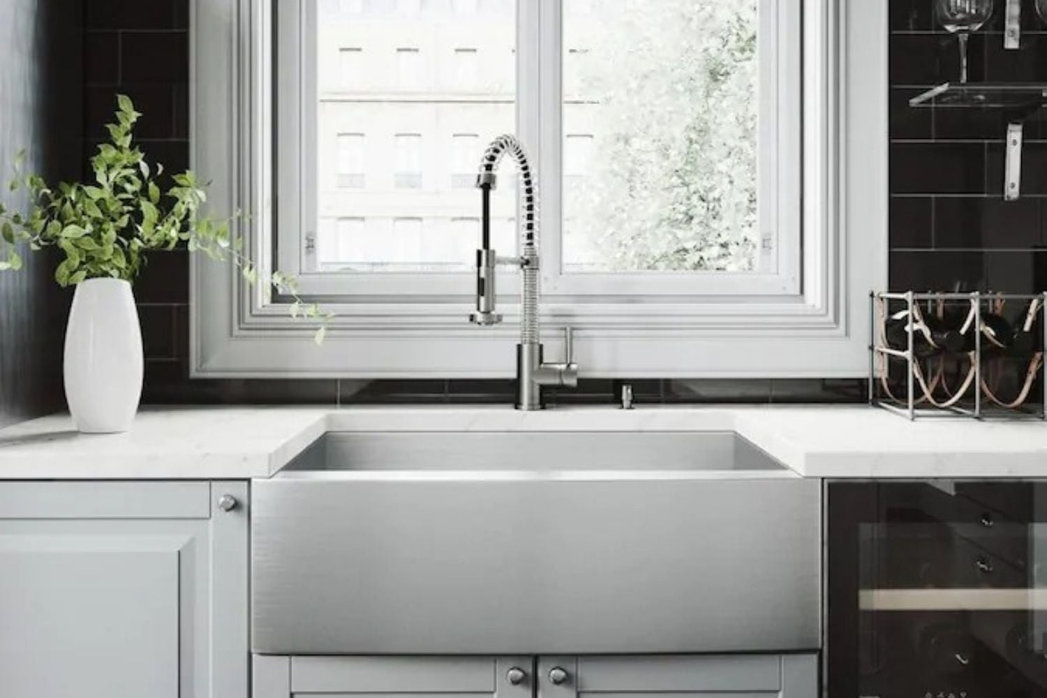 The Best Kitchen Sink Options For Your Renovation In 2021 Bob Vila