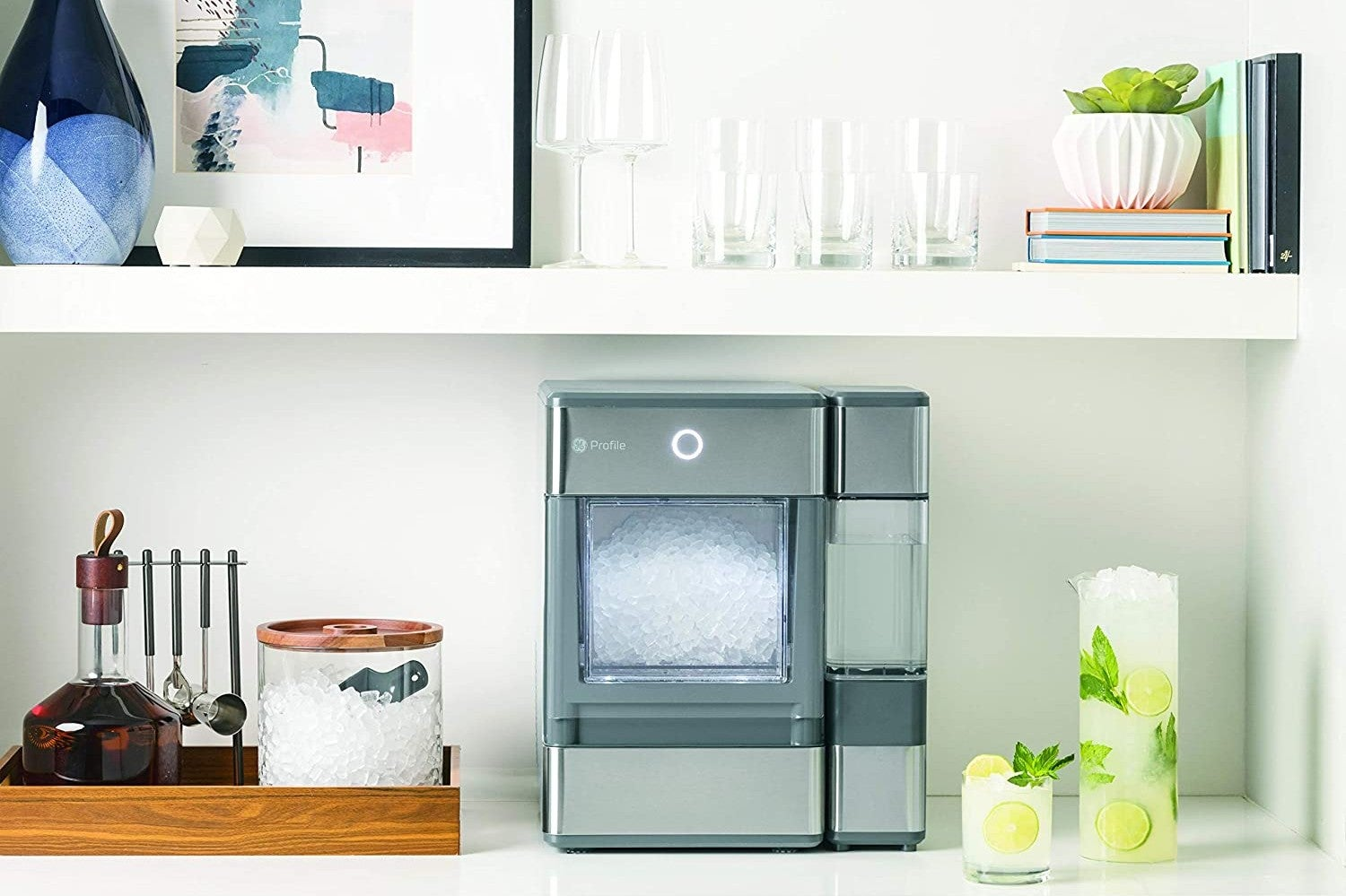 The Best Portable Ice Maker Options For The Kitchen Or Bar Bob Vila