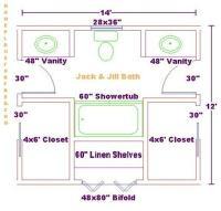 The Benefits of a Jack and Jill Bathroom - Bob Vila