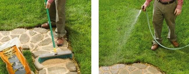 How To Make A Concrete Walkway Bob Vila