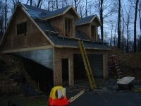 I give up!! Garage/Basement built into hillside in