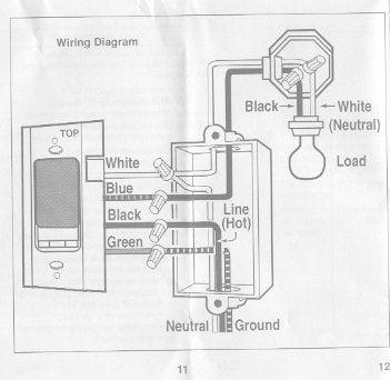 Wiring a programmable timer switch - Forum - Bob Vila