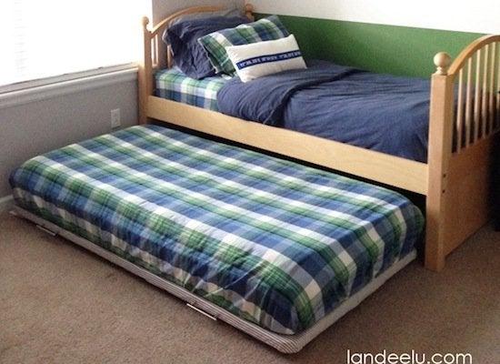 Diy Trundle Bed How To Build A Bed 9 Diy Designs Bob