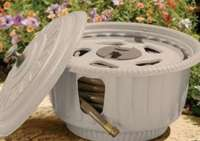 Hose Reel - Garden Hose Storage - 8 Stylish Solutions ...