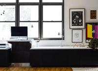 DIY Standing Desk - IKEA Ideas - 11 Furniture Hacks - Bob Vila