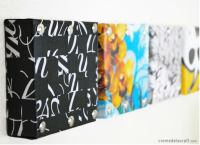 Easy Wall Art - Shoebox Project: 18 DIY Ideas - Bob Vila