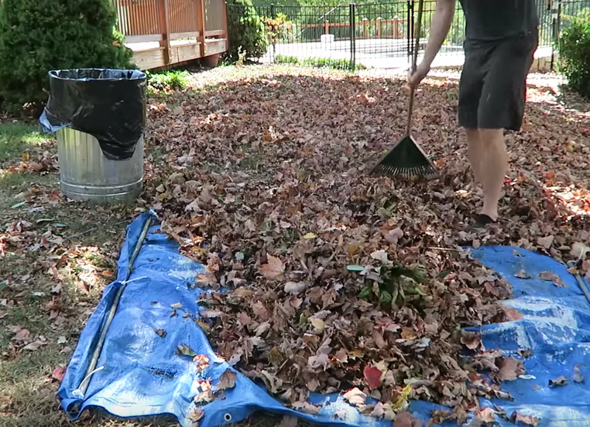 Backyard Clean Up Fall Cleanup 15 Clever Yard Work Shortcuts Bob Vila