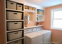 Laundry Room Storage Ideas - 18 Photos That Prove Home ...