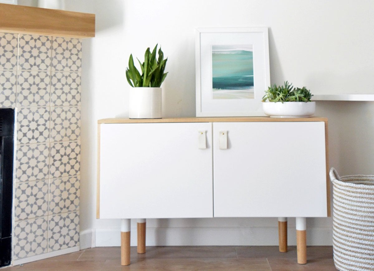 Ikea Hacks Küchenschränke Ikea Console Table Hack Ikea Hacks The Very Best Of