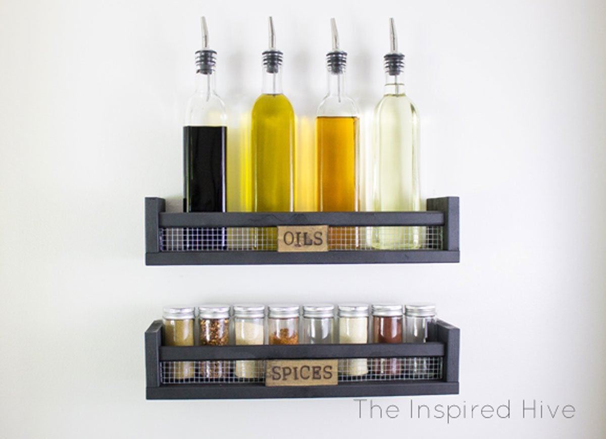 Ikea Spice Rack Hack Ikea Hacks The Very Best Of 2016