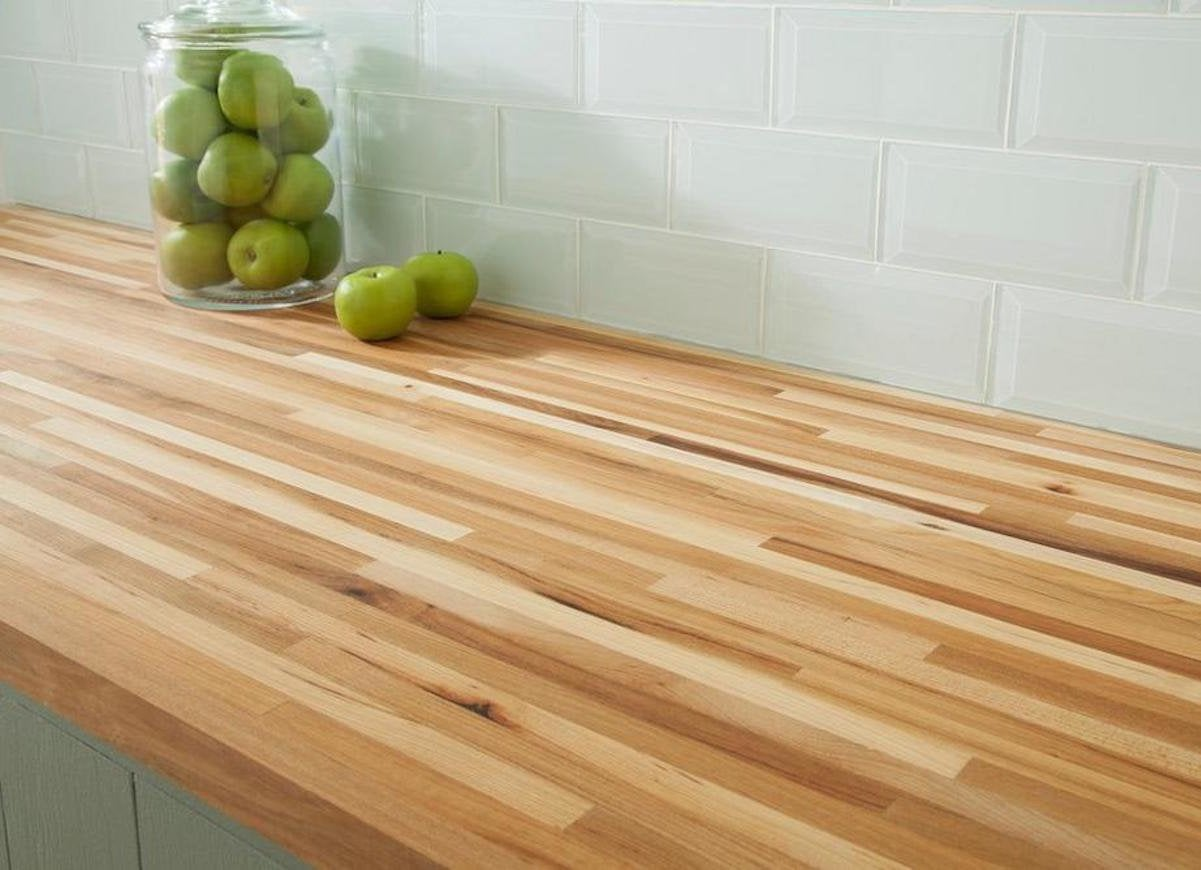 How To Waterproof Wood Countertop 12 Wow Worthy Woods For Kitchen Countertops Bob Vila
