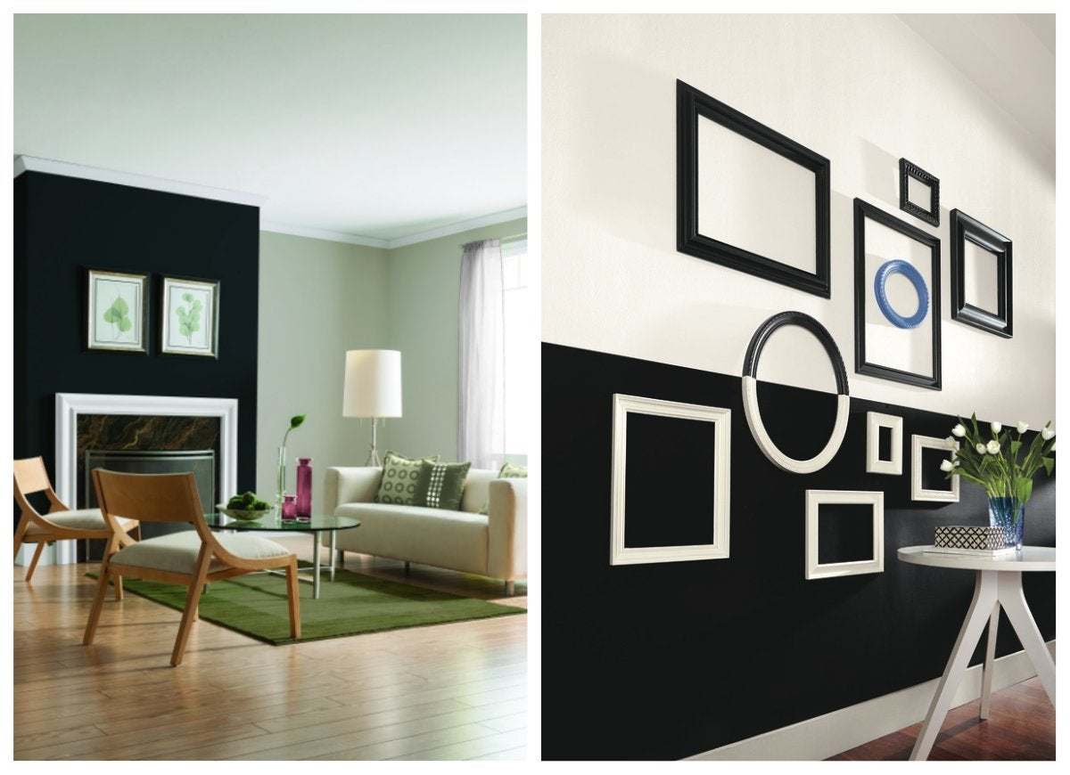 Black Accent Walls 9 Black Room Ideas You Ll Love Bob Vila