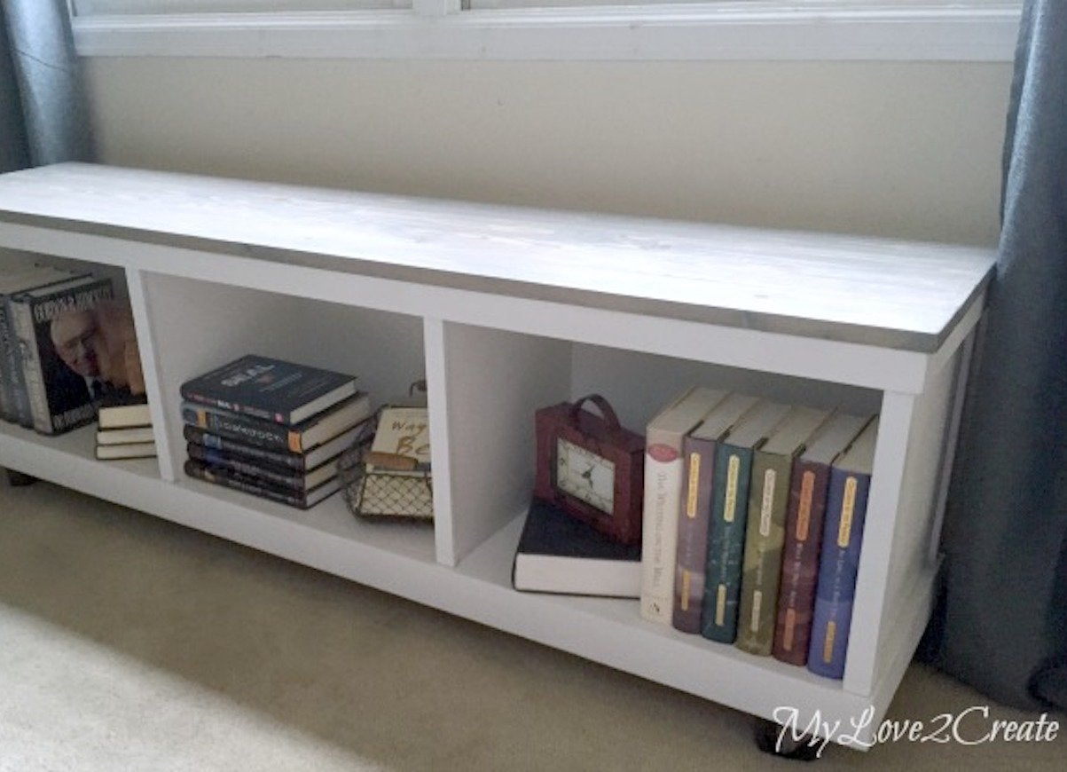 Seating With Storage Underneath 20 Diy Storage Benches You Can Make Bob Vila