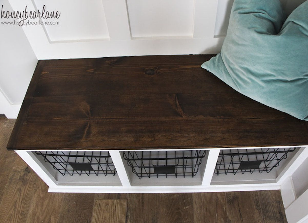 Diy Indoor Bench Seat 20 Diy Storage Benches You Can Make Bob Vila