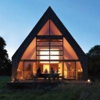 A-Frame Homes That Deserve A+ - Bob Vila