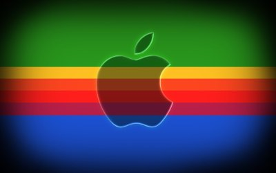 Apple-historie: mythes en waarheid over het Apple-logo