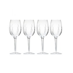 Small Of Waterford Crystal Wine Glasses