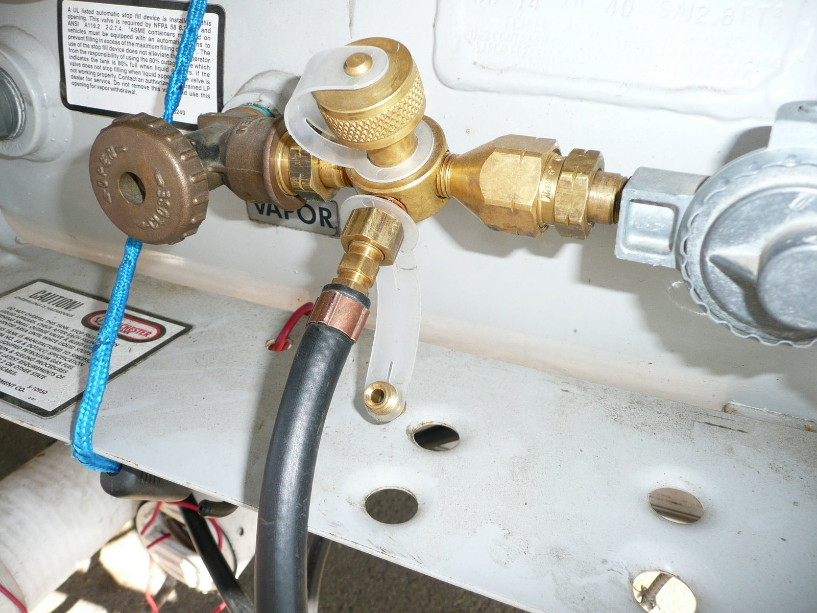 Rvs Cilinder Your Rv Propane Regulator 9 Things You Need To Know