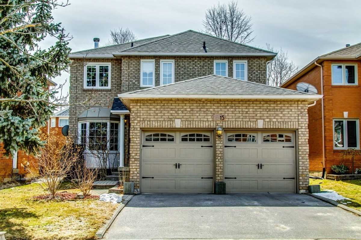 1 Bed House For Sale 15 Roane Ave Mls W4407658 See This Detached House For