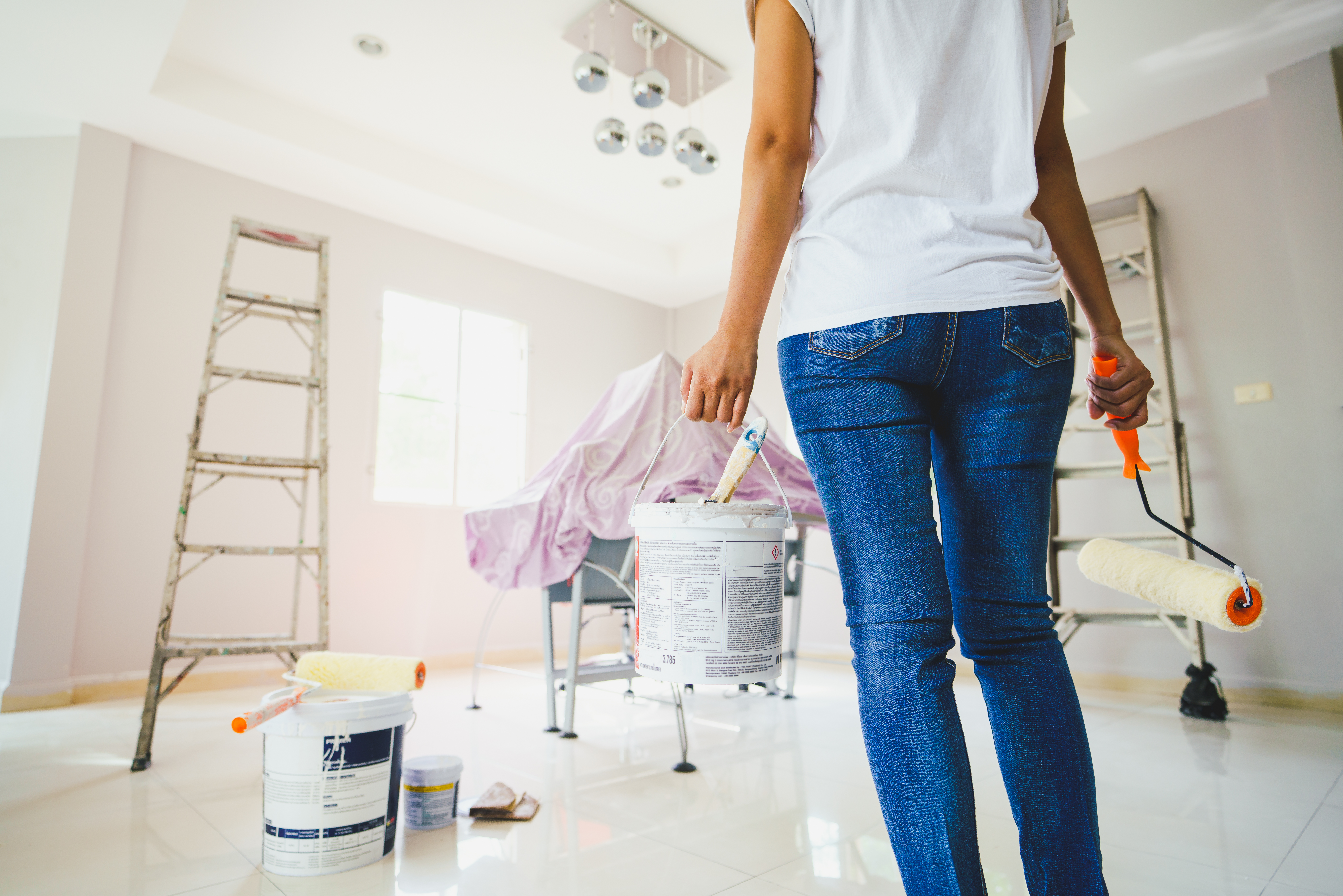 Paint Colors That Flow From Room To Room How To Paint Rooms Different Colors When The Rooms Run Together