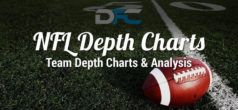 NFL Team Depth Charts, 2016 NFL Depth Charts