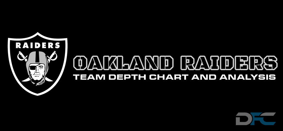 oakland raider depth chart - Timiznceptzmusic
