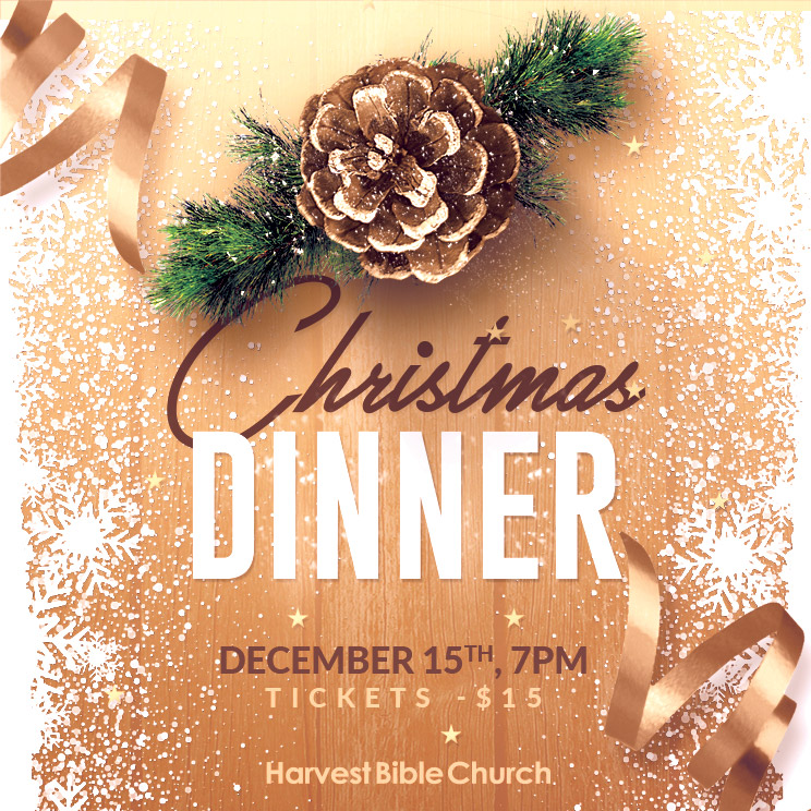 Events - christmas luncheon flyer