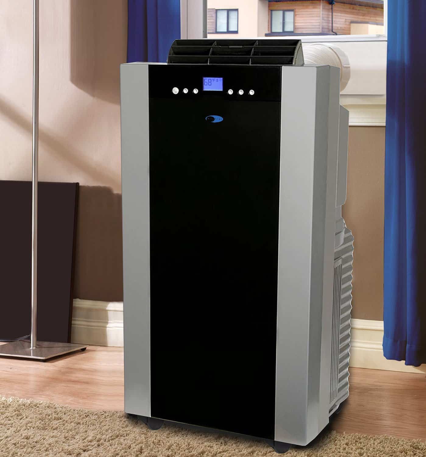 Best Whynter 14,000 BTU Dual Hose Portable Air Conditioner